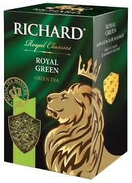 <b>Чай зеленый Richard Royal green</b> — купить по выгодной цене на ...