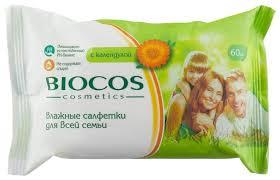 <b>Влажные салфетки</b> BioCos <b>универсальные</b> — купить по ...