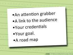 how to write a persuasive speech   steps    pictures image titled write a persuasive speech step