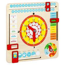 """Игра развивающая <b>Dream Makers</b> """""""""""" """"""""""""""""Часы и календарь ..."""