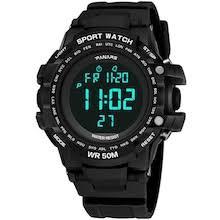 Luminous waterproof watch Online Deals   Gearbest.com
