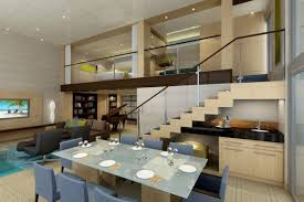 Interior Design For Living Room And Dining Room Modern Living Dining Room Design Of Living Dining As Living Room