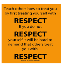 Self Respect Quotes And Sayings. QuotesGram