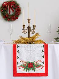 """<b>Дорожка на стол</b> """"Рождественский бал"""" 40х147 см. Этель ..."""
