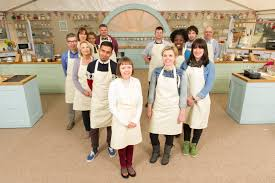 the great british baking show comes back its timing couldn group photo of bakers