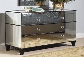 image of mirrored dresser for kids borghese mirrored furniture