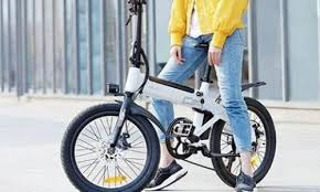 Xiaomi <b>HIMO C20</b> Foldable <b>Electric</b> Moped Bicycle review: a very ...
