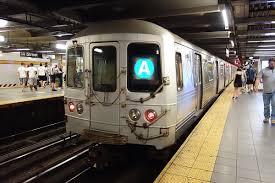 A (New York City Subway service) - Wikipedia