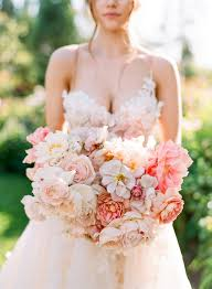 25 Ultra-Romantic <b>Peony</b> Wedding Bouquets | Martha Stewart ...