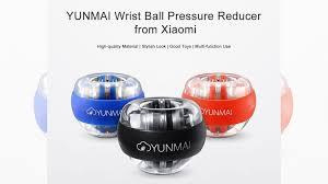 Гироскопический <b>кистевой тренажер Xiaomi</b> Yunmai купить в ...
