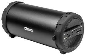 bluetooth <b>колонка Dialog Progressive AP-920</b> black по самой ...