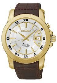 Японские <b>часы Seiko</b> Premier <b>SNQ144J1</b>