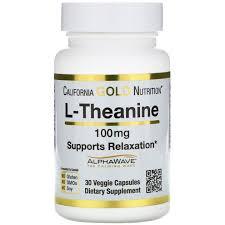 "ROZETKA | <b>L</b>-<b>Теанин</b> California Gold Nutrition ""<b>L</b>-<b>Theanine</b>"" <b>100 мг</b> ..."