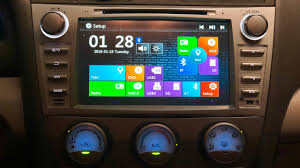 Toyota Camry <b>DVD</b>, GPS NAVIGATION, BLUETOOTH, RADIO ...