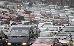 Image result for m25 traffic jam