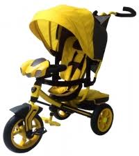 """<b>Велосипед 3-х колесный</b> Lamborghini 12""""/10"""" надувные колеса ..."""