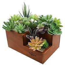 artificial plant mini flocking bonsai artificial five pointed star love ball plastic grass ceramic square set 1pcs aq222