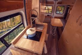 <b>Off</b> Grid Adventure Camper <b>Vans</b>   Outdoor Van Conversions ...