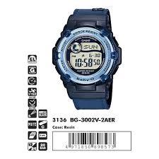 Наручные <b>часы CASIO BG</b>-<b>3002V</b>-<b>2A</b> BABY-G — купить в ...