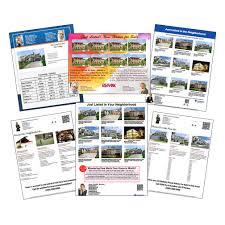 turnkey flyers specialist package multi purpose flyers multiple property flyers co branded flyers