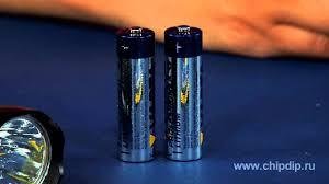 Новое поколение литиевых <b>батареек Varta</b> - YouTube
