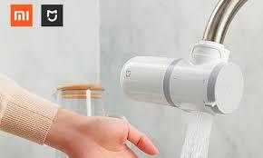 Новый <b>фильтр</b>-насадка для <b>воды Xiaomi</b> Mijia Faucet