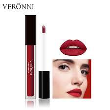 China <b>VERONNI 12 Colors</b> Square <b>Matte</b> Lipgloss Waterproof ...