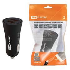 <b>Автомобильное зарядное USB-устройство в</b> прикуриватель 2 ...