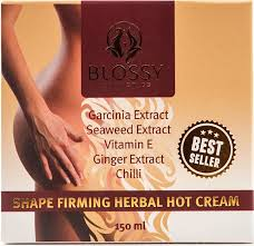 <b>SHAPE</b> FIRMING HERBAL HOT <b>CREAM</b>, Blossy Cosmetics ...