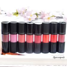 <b>Mac Versicolour</b> Vanish Cream Lip stain review and swatches ...