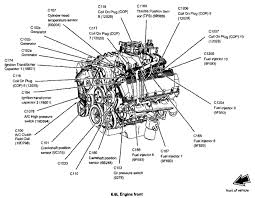 ford f250 engine diagram ford wiring diagrams online