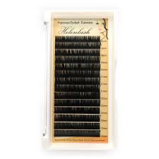 14lines <b>10 trays</b> a <b>lot</b>, silk eyelash extension, 8-14mm mixed lengthB ...