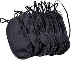 10Pcs Comfortable Sleep Eye Mask Shade Cover ... - Amazon.com