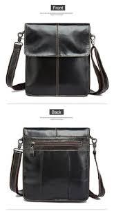 man stuff <b>NEWEEKEND</b> 8069 <b>Genuine Leather</b> Men's <b>Bags</b> Small ...