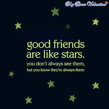Cute Quotes and Saying about Friendship and Stars Wall Murals for ... via Relatably.com