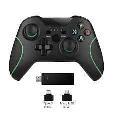 <b>2.4G Wireless Controller</b> For Xbox One Console For PC For Android ...