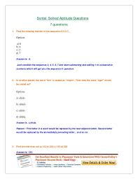 amp  amp  amp Placement papers of syntel it companies amp  amp  amp            Management