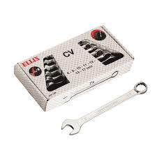 <b>Набор</b> неразводных гаечных ключей LUX ELLIX <b>7</b> штук купить по ...