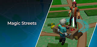 Magic <b>Streets</b> - Location based RPG - Apps on Google Play