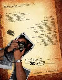 resume designs best creative resume design infographics webgranth resume design for photgraphers