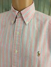 Polo Ralph Lauren Multi-<b>Color 100</b>% <b>Cotton</b> Dress Shirts for Men ...