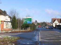 Lickey End