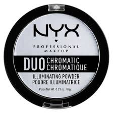 Хайлайтер NYX Professional Makeup Duo Chromatic ... - PARFUMS