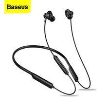 Baseus <b>S12 Wireless</b> Earphone For Phone iPhone Xiaomi <b>Bluetooth</b> ...