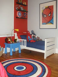 marvel super heroes room decor