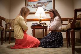 Image result for lds missionaries praying images