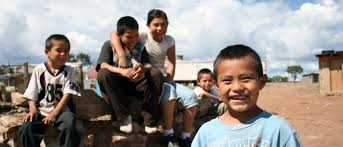 helping native american people improve the quality of life impacting lives