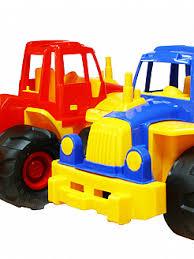 Купить транспорт пластмассовый от 61 см в Омске по выгодной ...