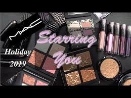 <b>MAC HOLIDAY</b> 2019 Starring You Collection: Real Swatches ...