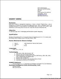 resume for experienced professional resume for experienced professional 3243